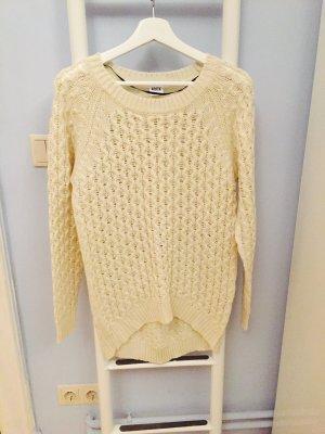Weiße Strickpulli  von Vero Moda