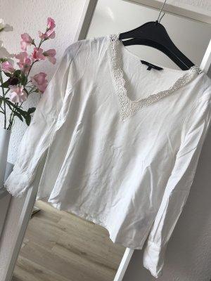 Weiße süße Bluse von Vero Moda