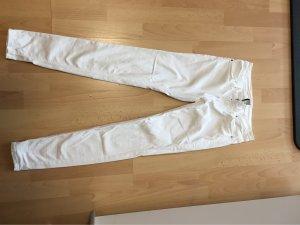 Mango Slim jeans wit