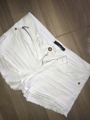 Weiße tally Weijl shorts