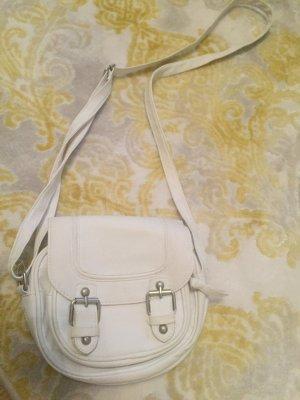 Weiße Tasche  für den Sommer