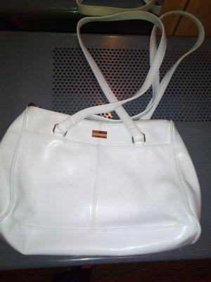 weiße tasche mit Träger