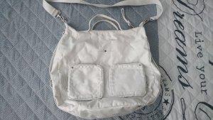 Weiße Tasche Tommy Hilfiger