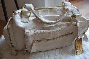Weiße Tasche von Armani X Change