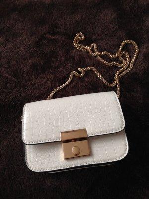 Weiße Tasche von H&M