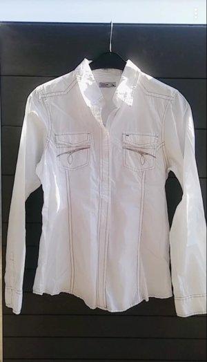 Weiße Tommy Hilfiger Bluse