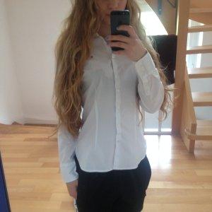 Weiße Tommy Hilfiger Bluse, neu und ungetragen, Größe S, 6, 36, neu