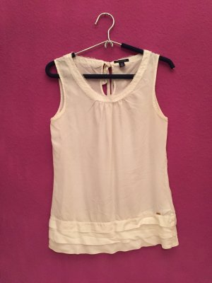Tommy Hilfiger Ruffled Blouse natural white-white