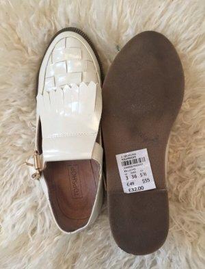 Weiße Topshop Schuhe