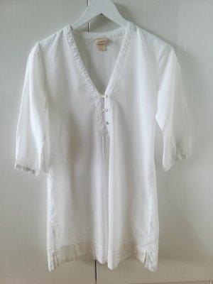 Weiße Tunika von H&M