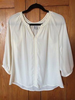 weiße Tunika von H&M, ungetragen
