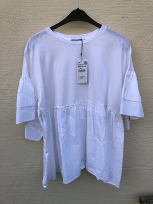 Zara Tunic white