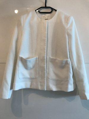 H&M Between-Seasons Jacket white-natural white