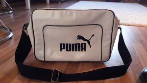 Weiße Umhängetasche von Puma