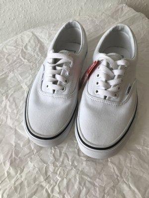 Weiße Vans-Sneaker
