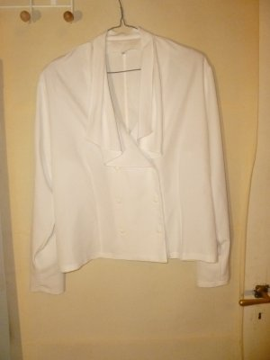 Long Sleeve Blouse white
