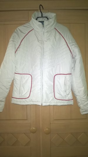 Authentic Winter Jacket white polyamide