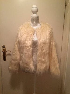 Jacket natural white