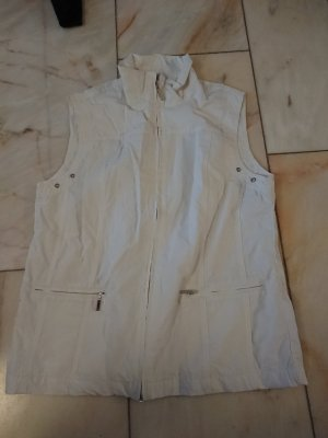 Cecilia Classics Denim Vest white