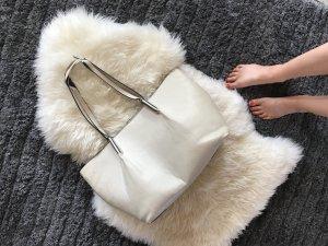 Weiße Zara Tasche