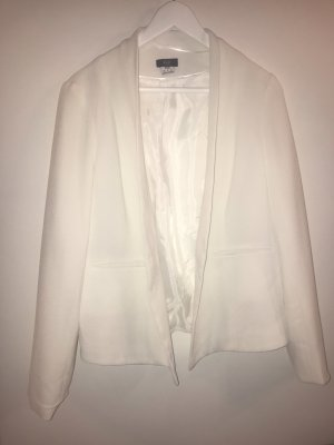F&F Blazer white-natural white