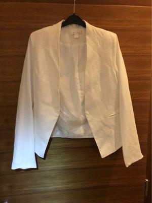Amisu Blazer corto bianco