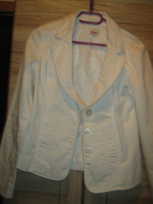 Takko Denim Blazer white