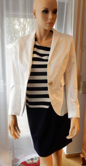 Weißer Blazer von H&M Concious, Gr. 38
