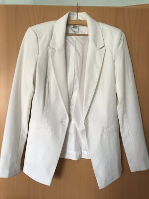 Weißer Blazer von Vero Moda in Größe M