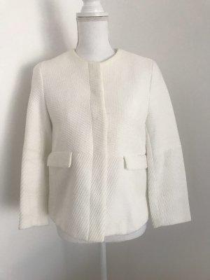Zara Blazer corto blanco