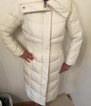 Weißer Daunen Mantel Calvin Klein