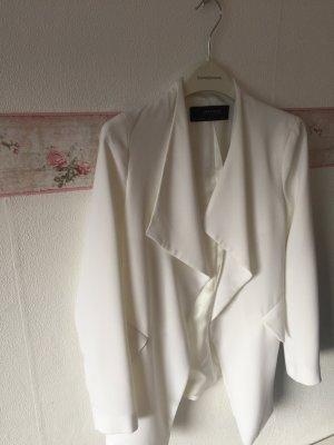 Weißer Eleganter blazer