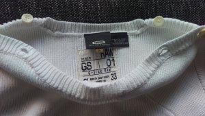 weißer G-Star Pullover