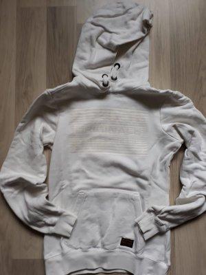 G-Star Capuchon sweater wit