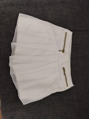 Zara Gonna culotte bianco