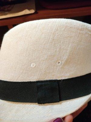 H&M Cappello bianco-nero