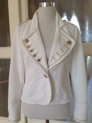 Weißer Jeansblazer von Madeleine