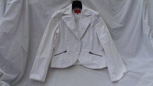 XX BY MEXX Blazer en jean blanc coton