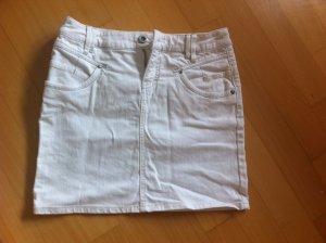Weißer Jeansrock von Esprit
