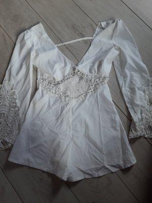 Amazone Jumpsuit white