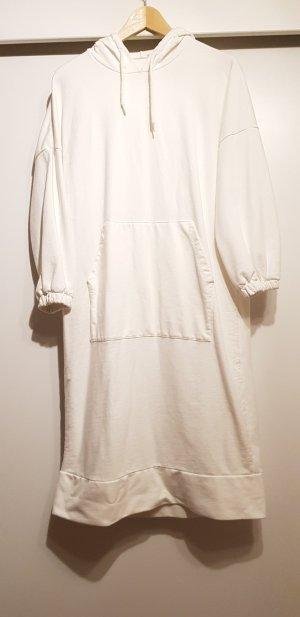 Sweater Dress white