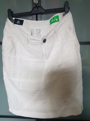 Weißer Leinenrock von Gaastra