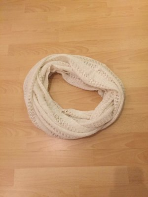 Weißer Loop-Schal von H&M
