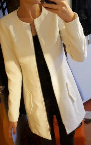 Weißer Mantel Vero Moda