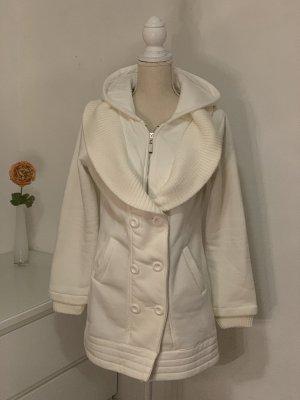 Weißer Mantel von Forever