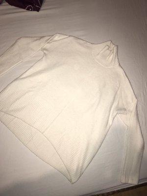 Topshop Maglione dolcevita bianco sporco