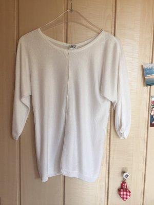 Vero Moda Long Sweater white