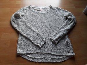 Weißer Pullover Gr.36