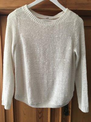 H&M Sweater white