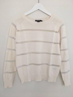 Weißer Pullover von DKNY